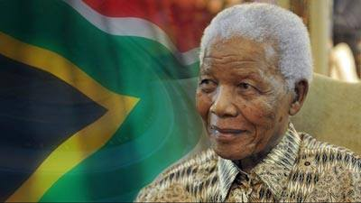 Interview About Mandela's Death