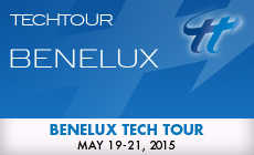 VEMT Selected To Be In Benelux Tech Tour 2015