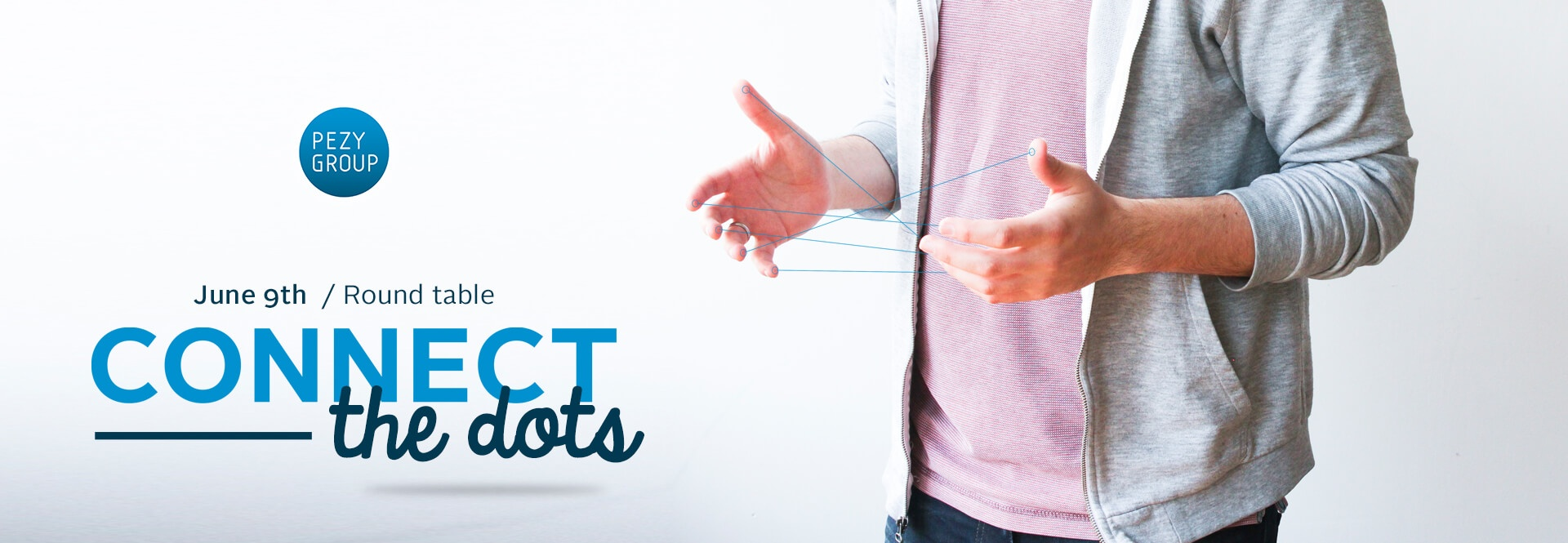Connect The Dots: Innovation Meeting In Amsterdam